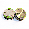 Stainless Replacement Weights for Scotty Cameron Putters - 20g x 2 Lime