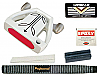 T-7 Twin Engine White Mallet Putter Component Kit
