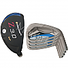 Custom-Built Turbo Power Z-3.0 Hybrid/Iron Combo Set (8 Clubs)