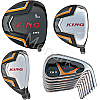 Built King XH2 11-Club Set RH
