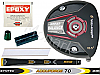 Turbo Power Great Balance Titanium Driver Component Kit