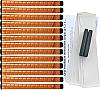 """Winn Excel Midsize (+1/32"""") Copper Grip Kit"""