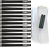 Pure Grips Pro Midsize Black - 13 pc Grip Kit