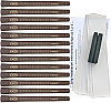 Avon Chamois Standard Brown - 13 pc Grip Kit