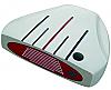 Heater 5.0 White Mallet Putter Head RH