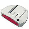 Heater F-35 White Mallet Putter Head RH