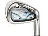 Nextt Z1 Ladies Alloy Iron Head