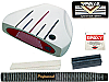 Heater 5.0 White Mallet Putter Component Kit RH