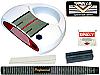 Heater III White Mallet Putter Component Kit RH