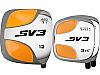 Built SV3 Titanium Driver + 2 x SV3 Fairway Woods LH