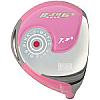 Custom-Built Bang Golf Pink-O-Matic 401 Pink Beta Titanium Driver