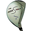 Custom-Built Bang Golf Storm Offset Maraging Fairway Wood