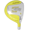 Custom-Built Bang Golf Mellow Yellow Fairway Woods