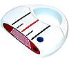 Custom-Built Heater III Extra MOI Putter LH