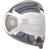 X-Force P42 Cup Face Titanium Driver Head
