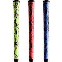 Winn DriTac X Standard Green/Black Golf Grips