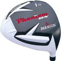 Paragon Phantom DX Titanium White Driver Head