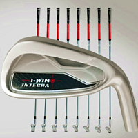 Custom-Built Integra i-Win Single Length Iron Set