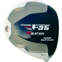 Custom-Built Heater F-35 Cup Face Titanium Driver