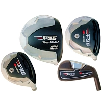 Built F-35 Matrix 11-Club Set