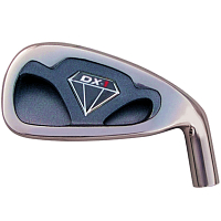 Built DX-1 Titanium Insert Face Iron Set