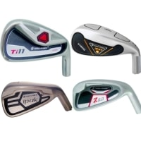 Turbo Power XP-i Hybrid Iron Head