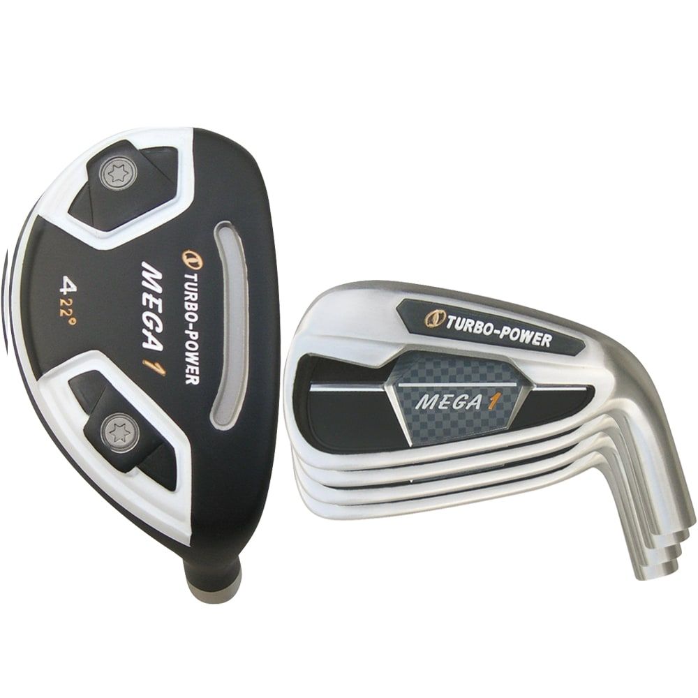 Turbo Power Mega-1 Iron Head