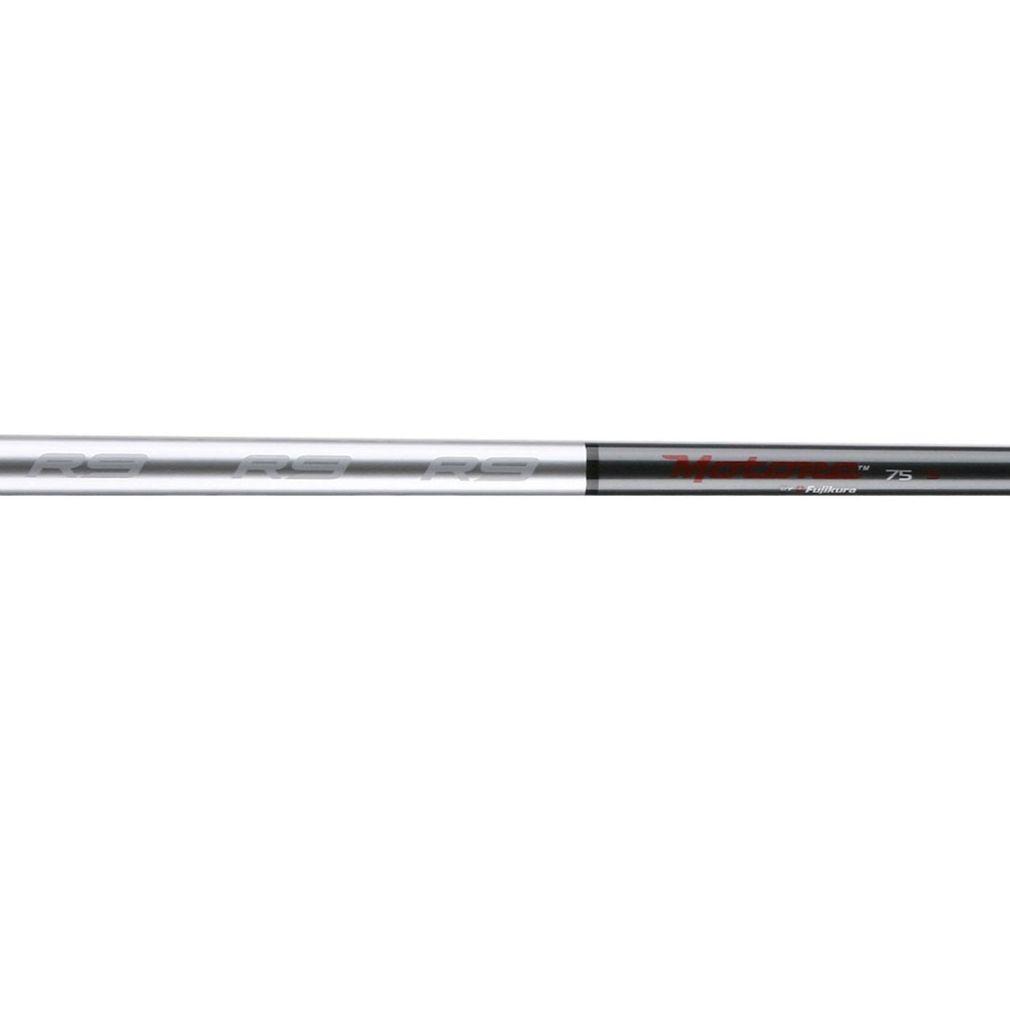 TaylorMade R9 Fujikura Motore 75 Graphite Iron Shaft