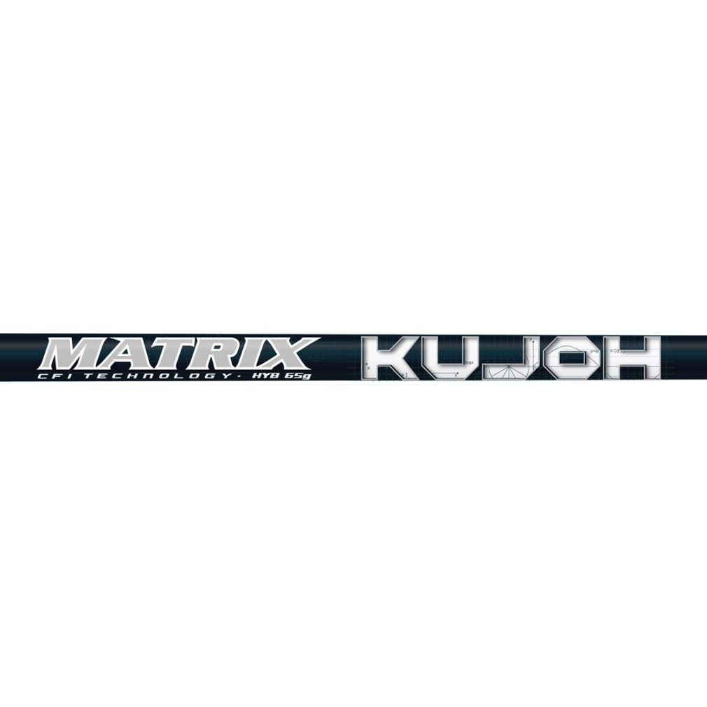 Matrix Kujoh 65 Hybrid Graphite Shafts