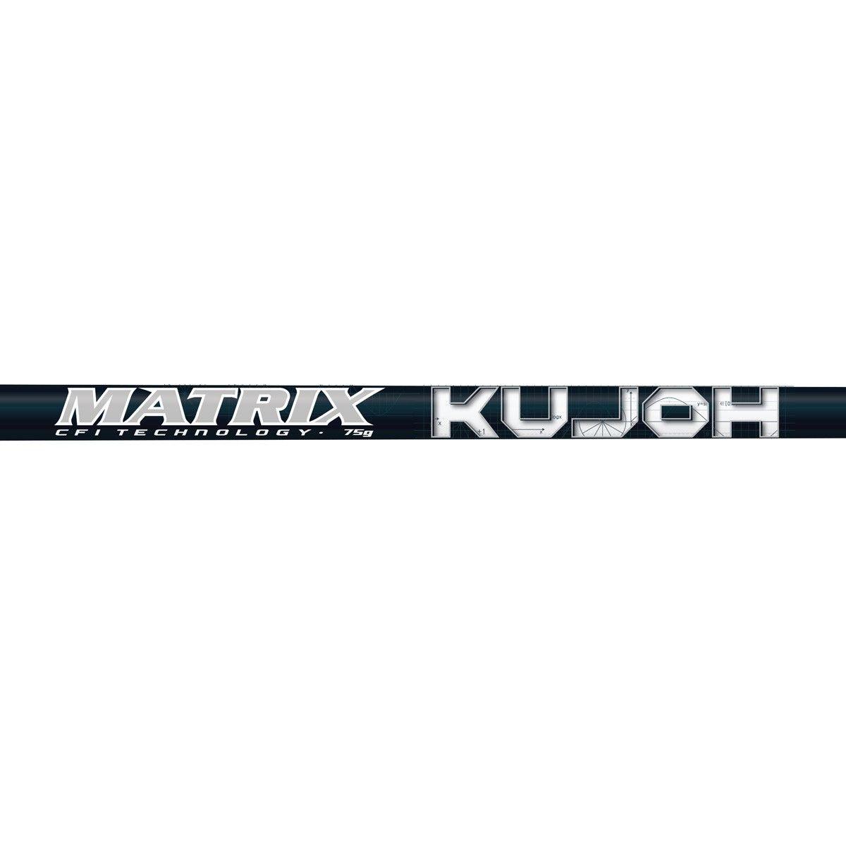 Matrix Kujoh 75 Graphite Wood Shafts