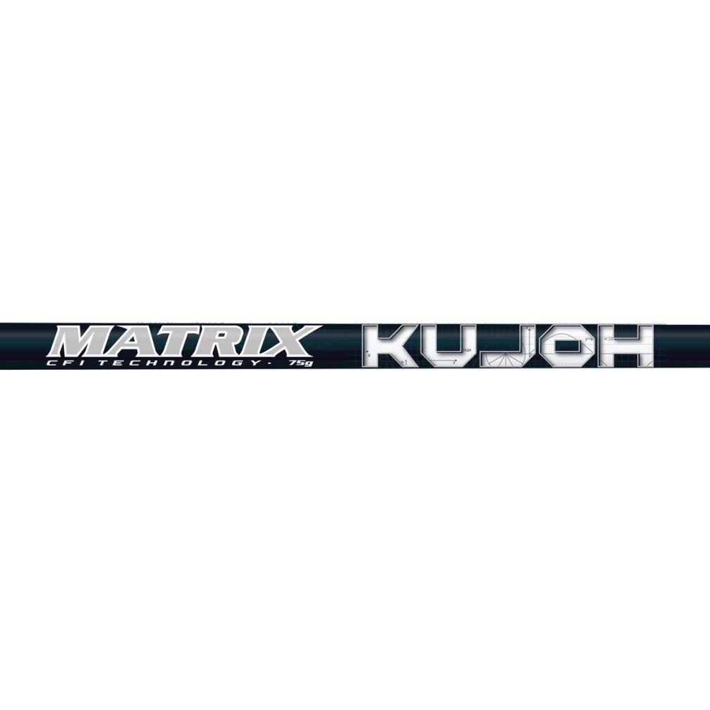 Matrix Kujoh 75 Graphite Iron Shafts