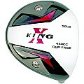 King-X Cup Face Titanium Driver Head