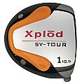 Built Xplod Round Orange Titanium Driver