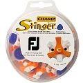 FootJoy ScorpionStinger Orange/White Golf Spikes