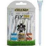 "Champ Zarma FLYTee - 4"" White Golf Tees 20 pack"
