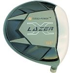 Turbo Power Lazer-X Titanium Driver Head