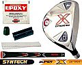 X9 Extreme MOI Fairway Wood Component Kit