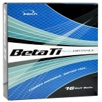 Intech Beta Ti Distance 16-Pack Mens Golf Balls