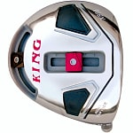King X-888 Cup Face Titanium Golf Driver Head