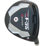 Heater F-35 Black Offset Fairway Wood Head
