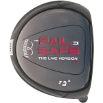 Geek Golf Fail-Safe-3 Titanium Driver Head