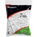 Orlimar 4-Inch Golf Tees 75-Pack - White