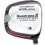 Integra SoooLong Quadratic II Fairway Wood Heads