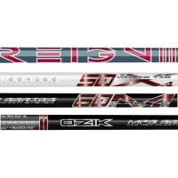 Matrix Ozik MFS 70M4 Black Tie Graphite Wood Shaft